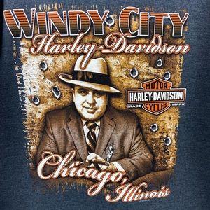 Harley-Davidson Hooded Sweatshirt